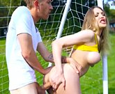 Big TITS in Sports – Lucia Love, Michelle Thorne, Mila Milan, Tamara Grace and Danny D
